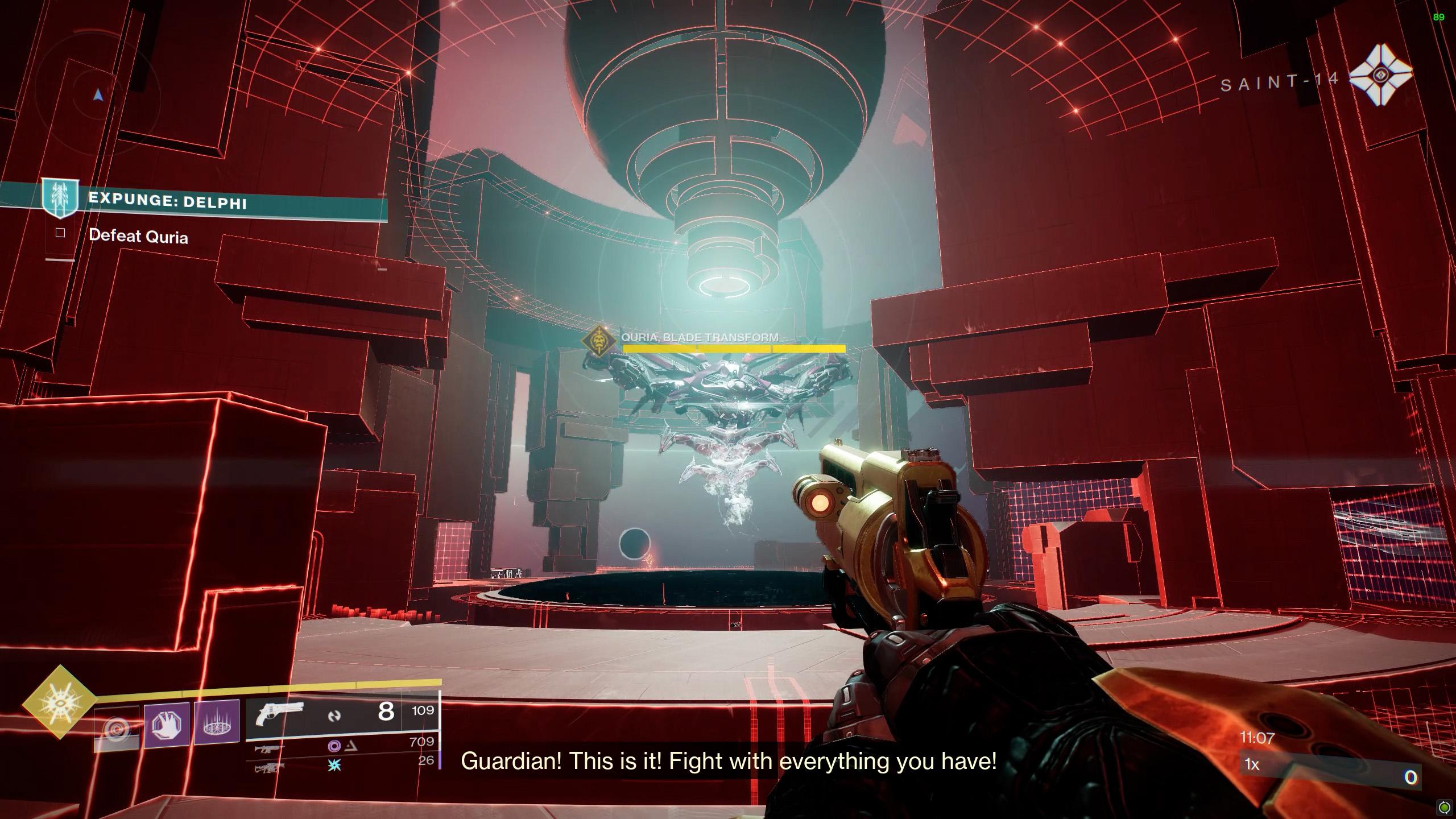 destiny 2 expunge delphi quria blade transform
