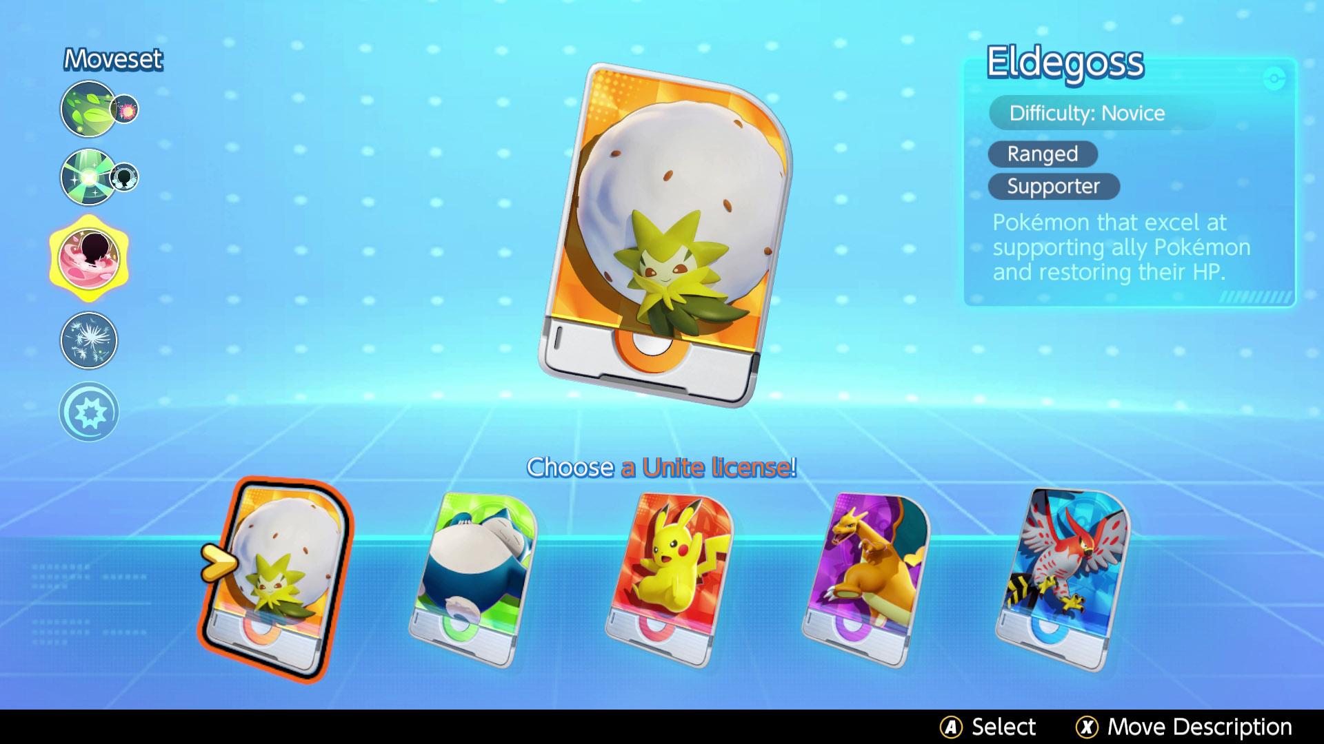 pokemon unite which pokemon to pick first