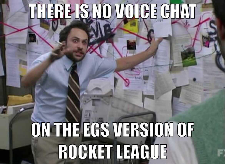 rocket league voice chat missing