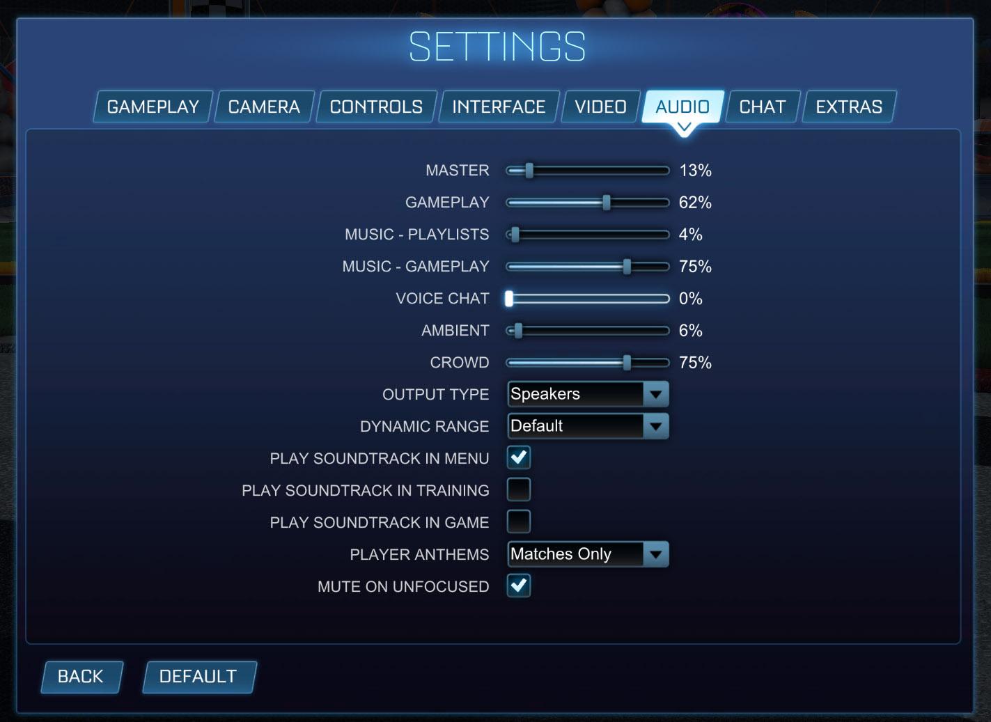 rocket league voice chat epic games store