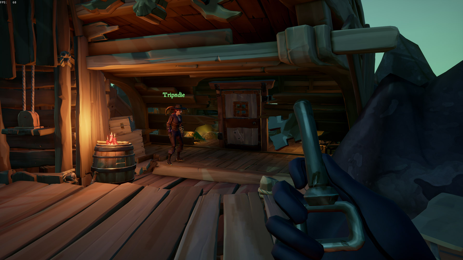 sea of thieves a pirates life ship of thieves
