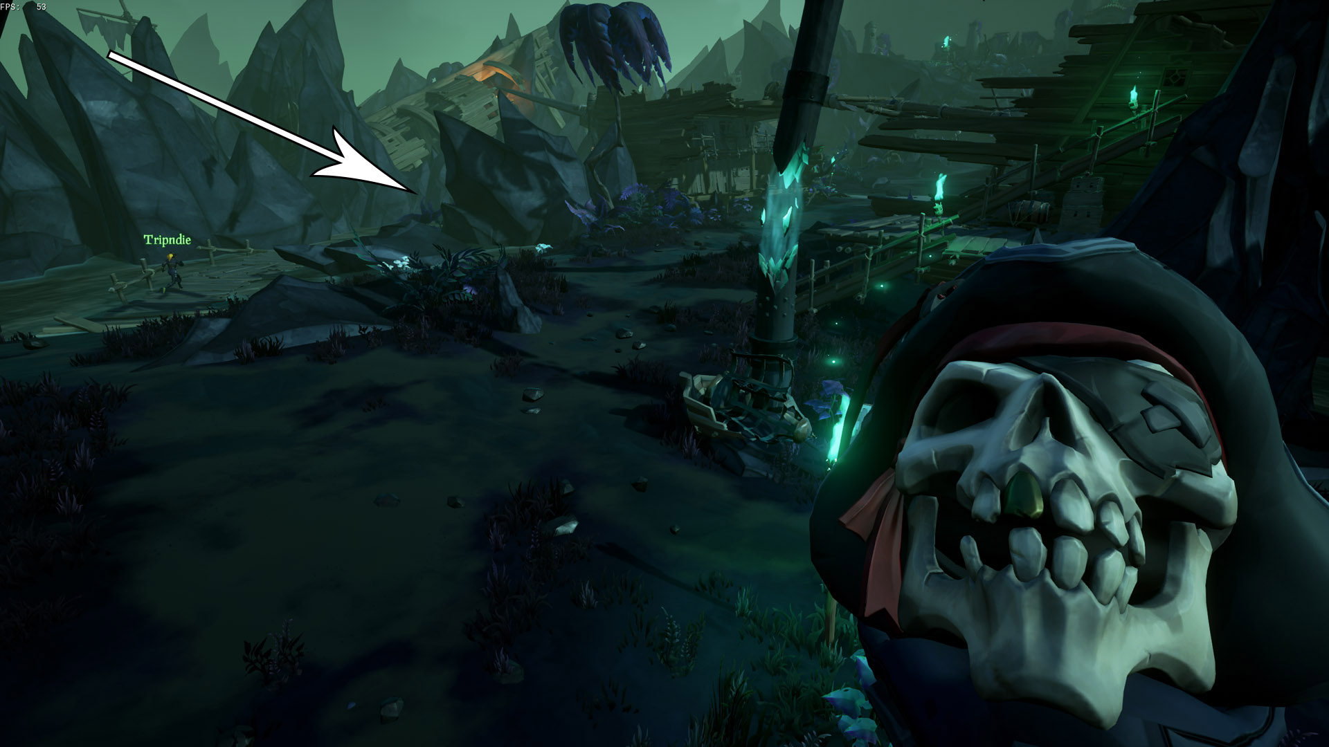 sea of thieves a pirates life treasure for the dead