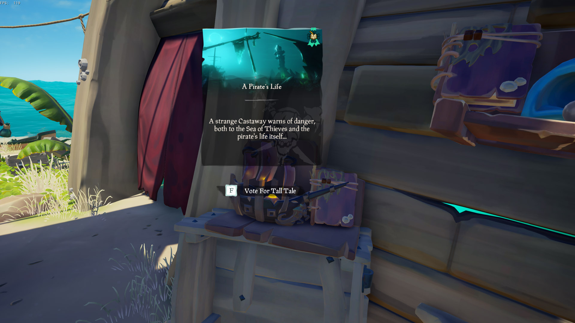sea of thieves a pirate's life guide