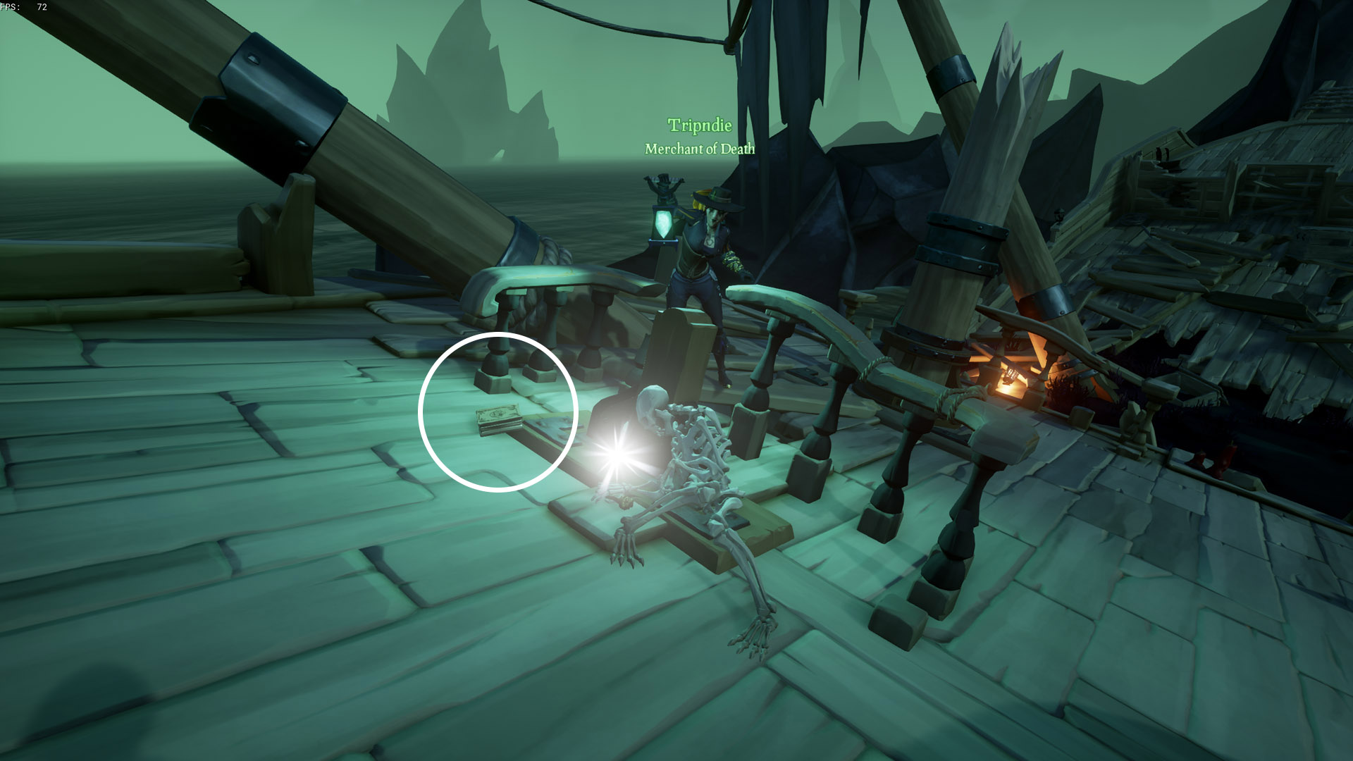 sea of thieves a pirates life the crew of the headless monkey journal 1
