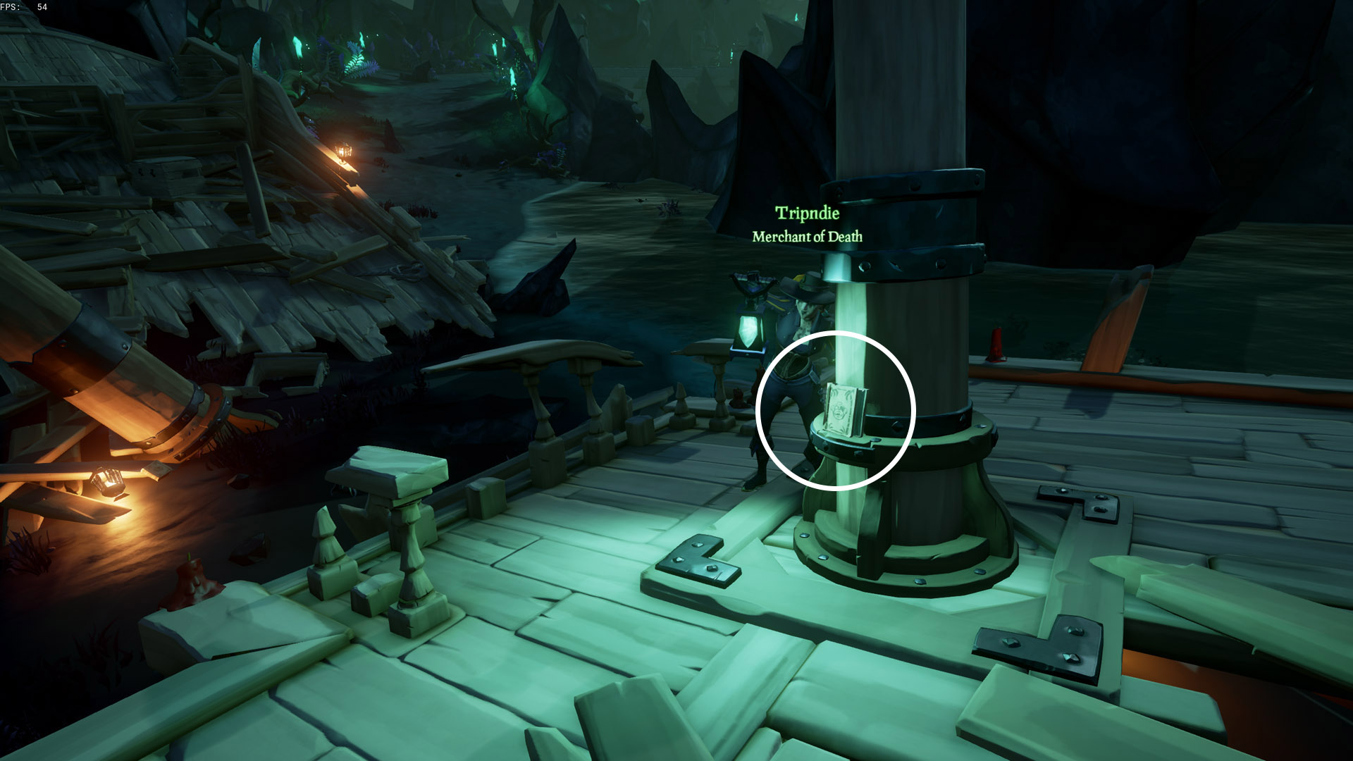 sea of thieves a pirates life the crew of the headless monkey journal 2