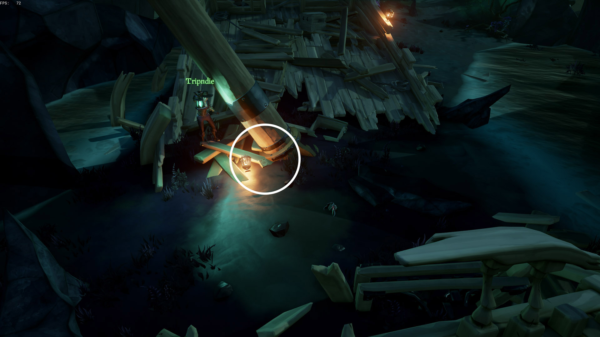 sea of thieves a pirates life the crew of the headless monkey journal 3