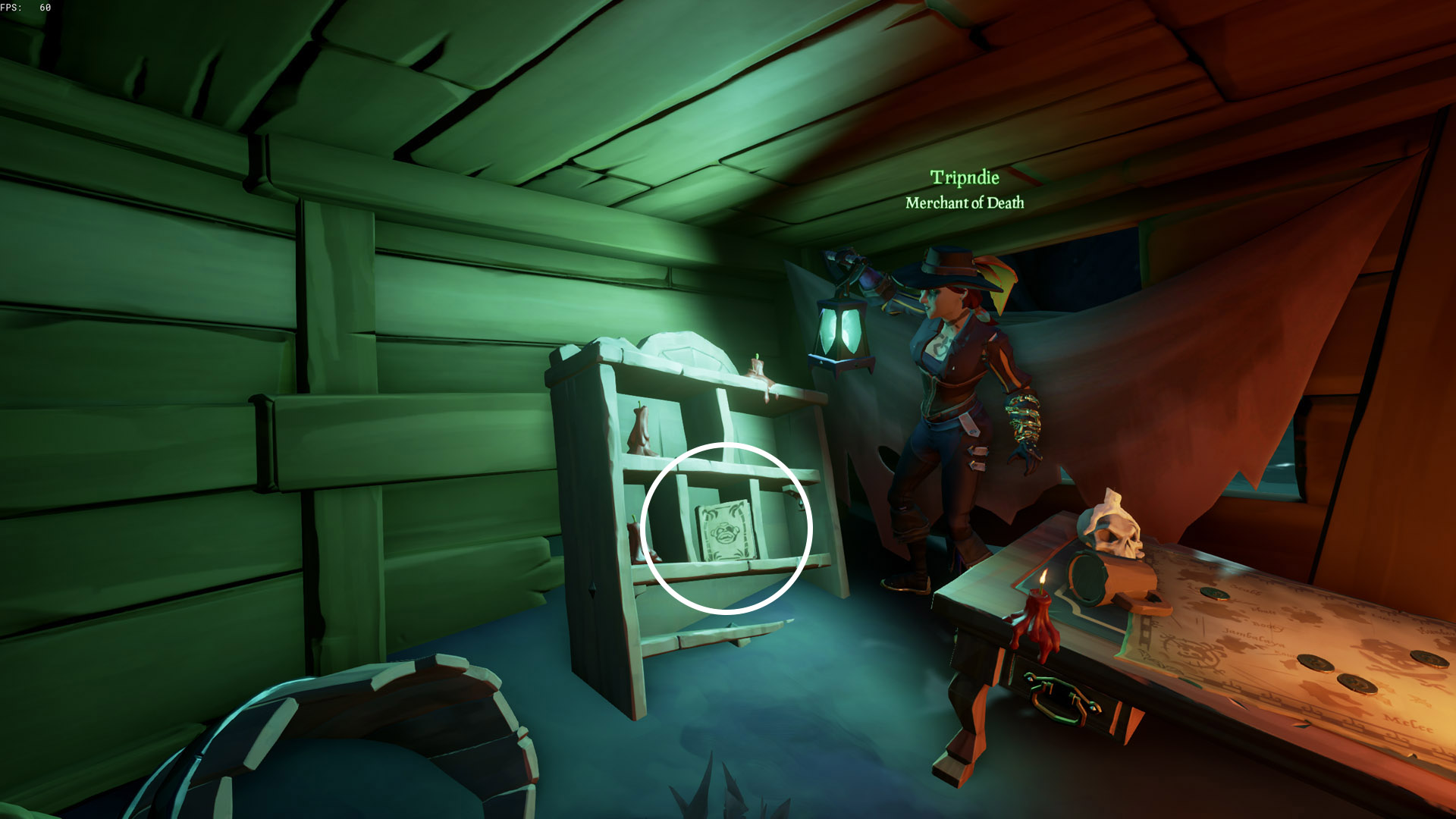 sea of thieves a pirates life the crew of the headless monkey journal 4