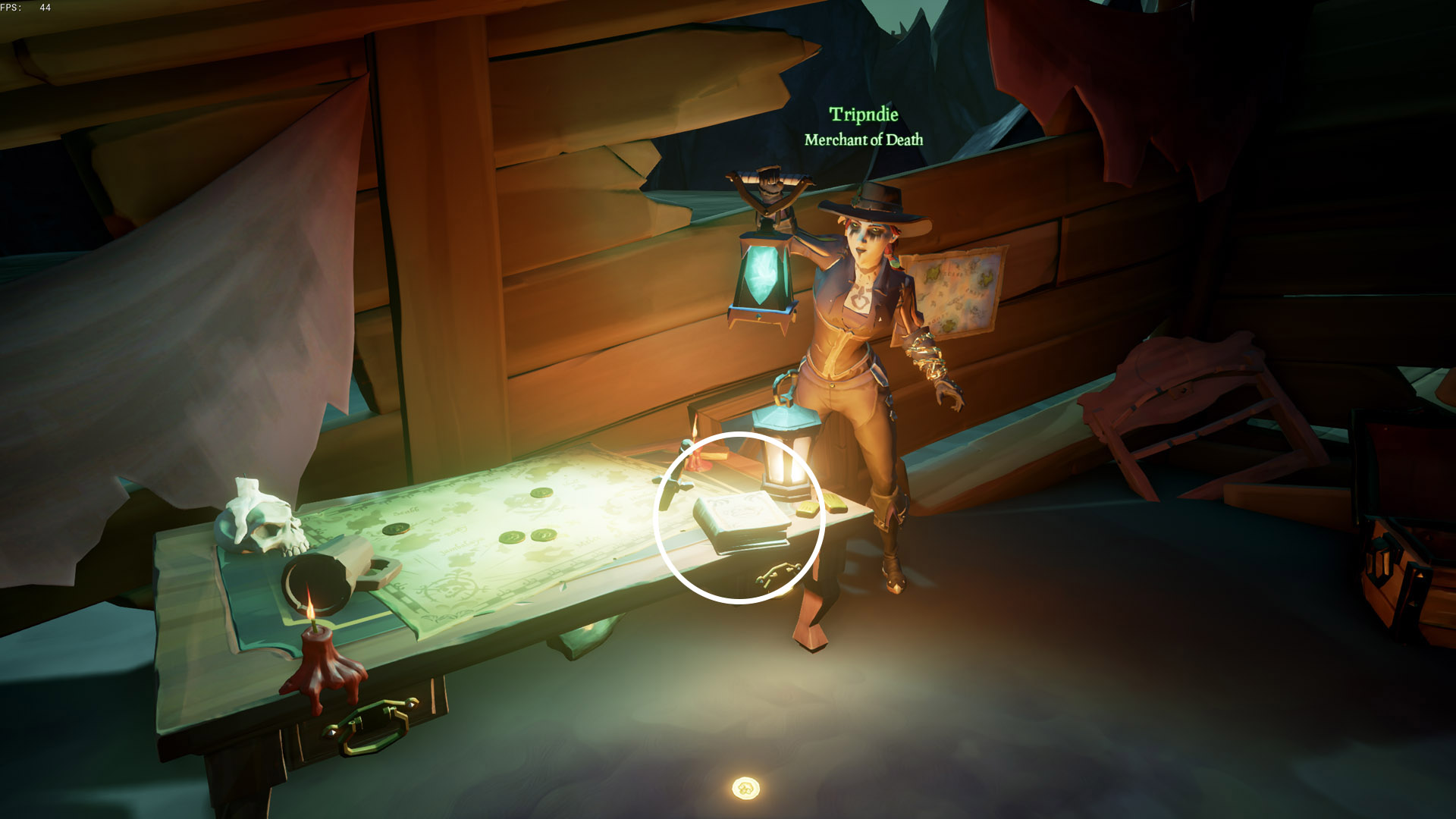 sea of thieves a pirates life the crew of the headless monkey journal 5