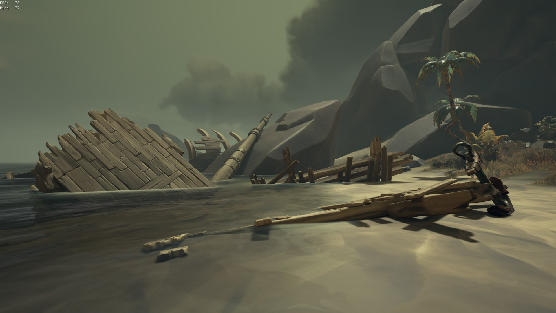 sea of thieves old faithful riddle ancient shipwreck