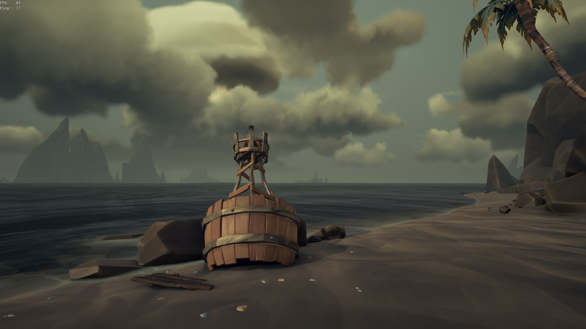 sea of thieves old faithful riddle buoy