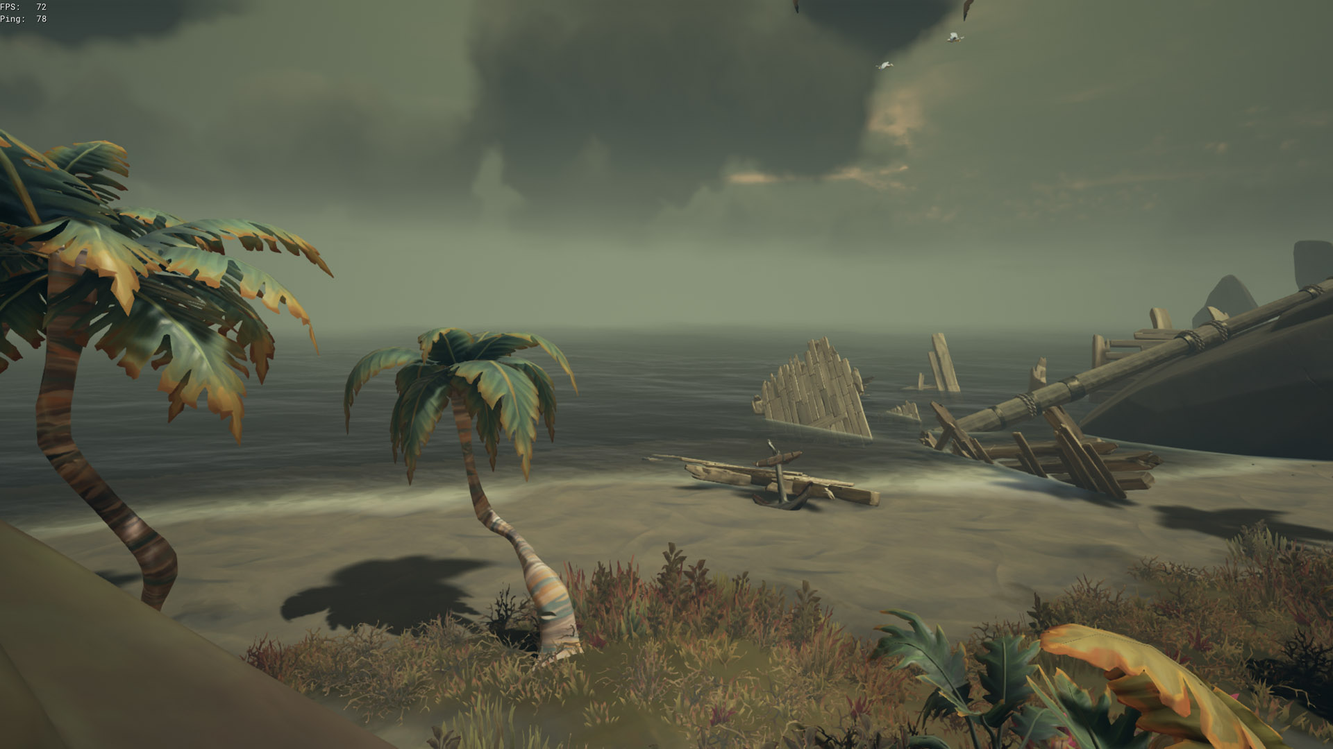 sea of thieves old faithful riddle ancient shipwreck shores