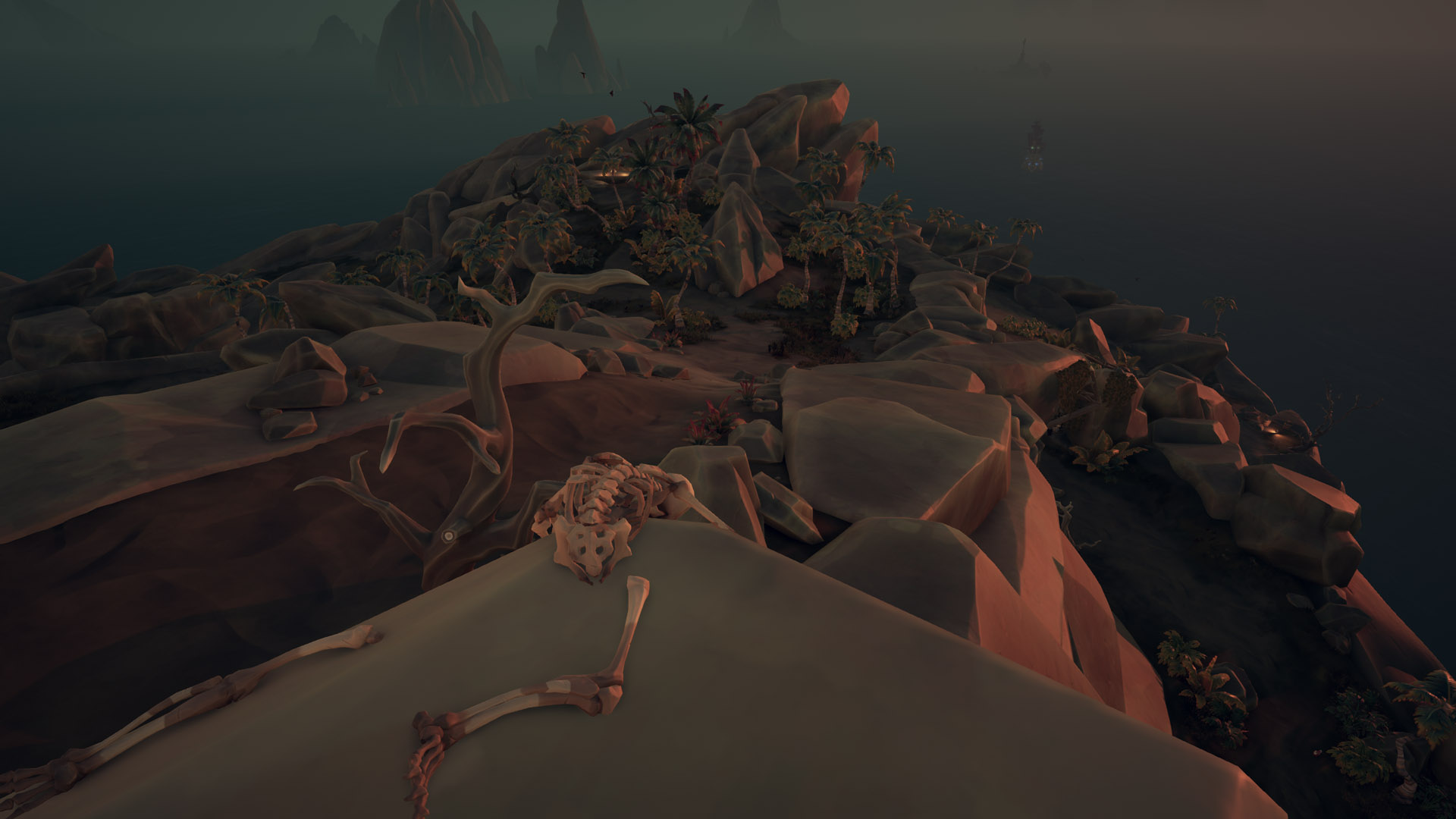 sea of thieves old faithful riddle intrepid climber