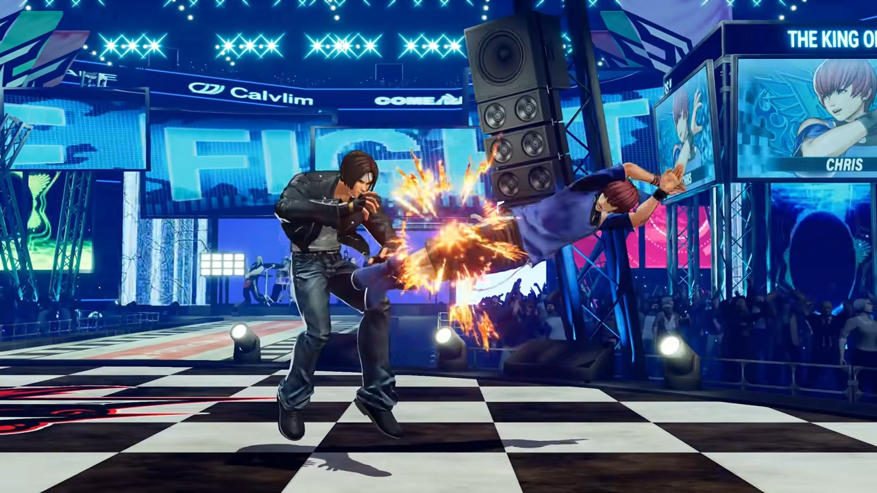 SNK already has a number of solid-looking games on the way, including King of Fighters 15. It will be interesting to see if Kenji Matsubara does much to change the company's direction as CEO.