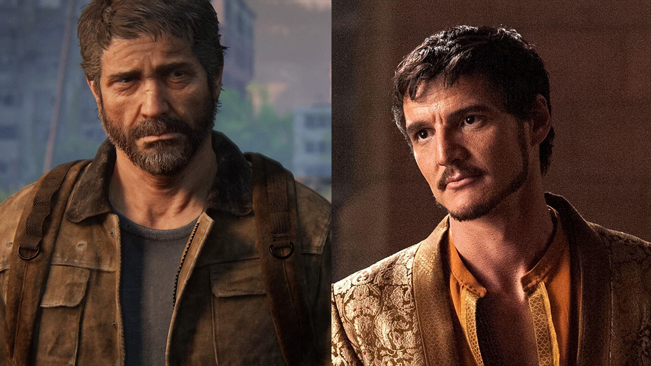 the last of us joel miller pedro pascal