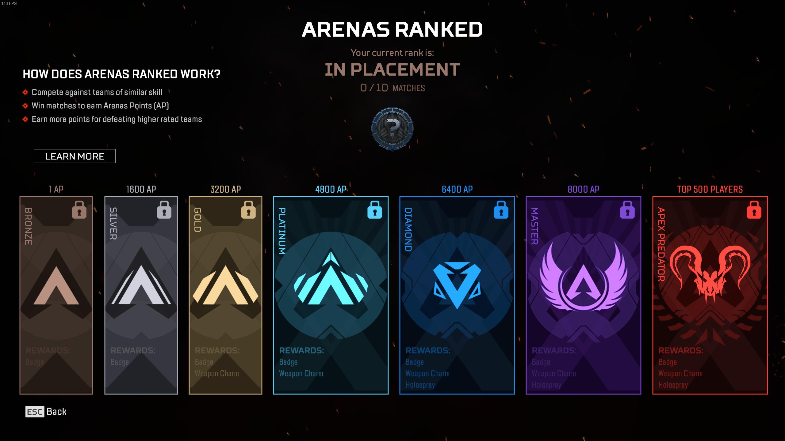apex legends ranked arena