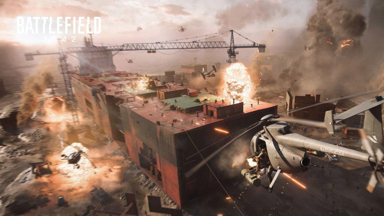 Battlefield 2042 Crossplay Support