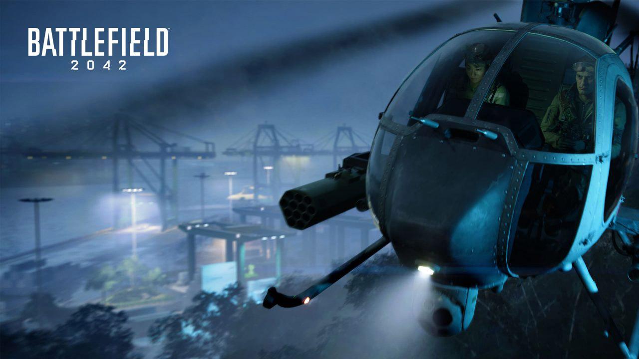 Battlefield 2042 PS4 Xbox One Crossplay