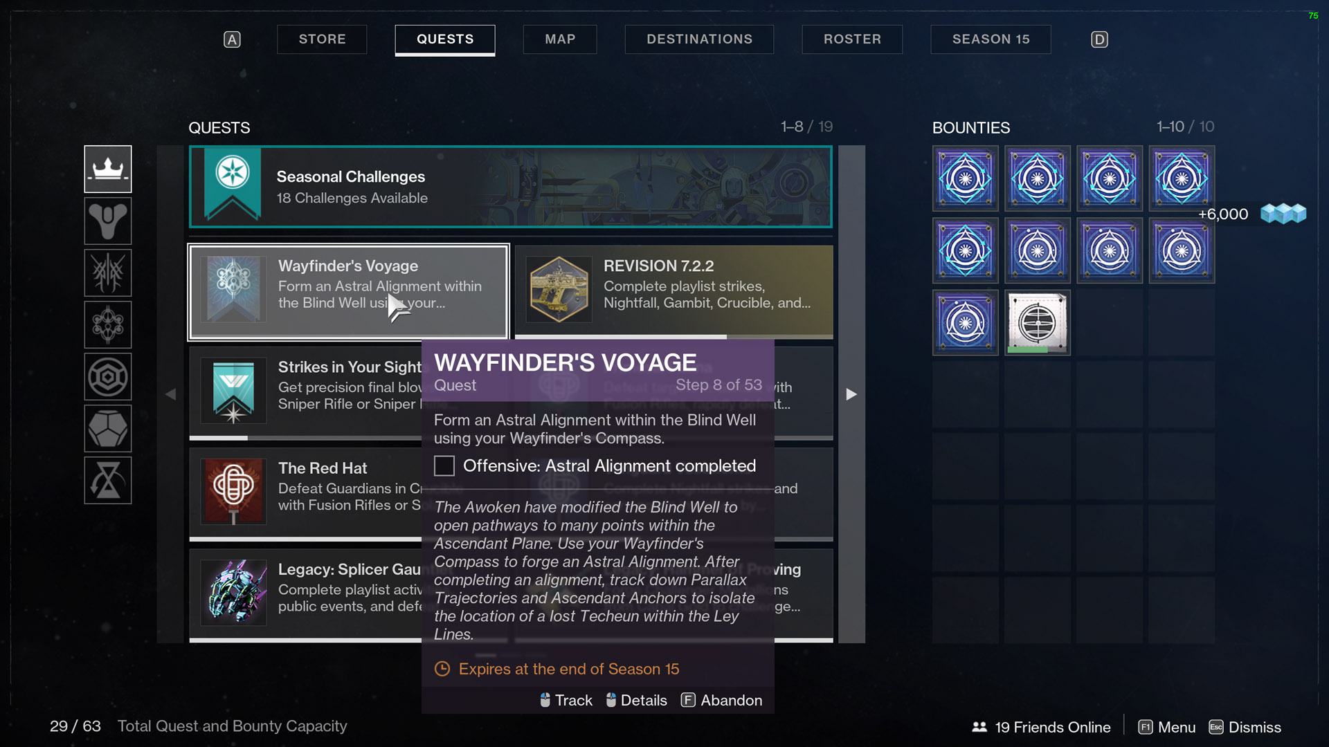 destiny 2 wayfinders voyage part 2