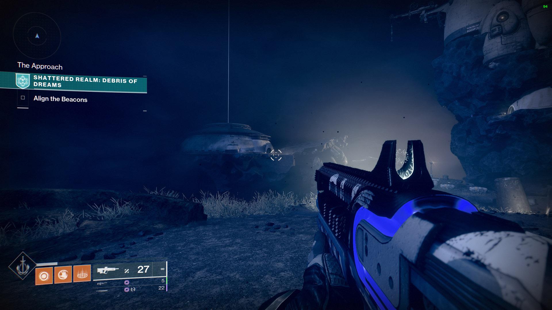 destiny 2 wayfinders voyage part 2 debris of dreams