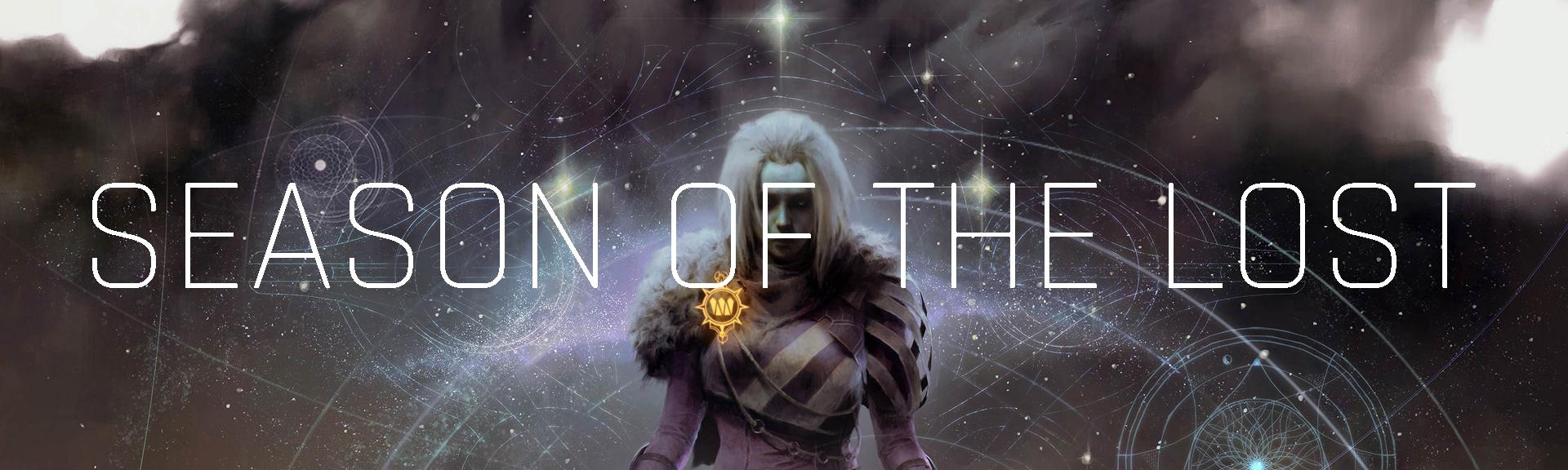 destiny 2 guides season of the lost
