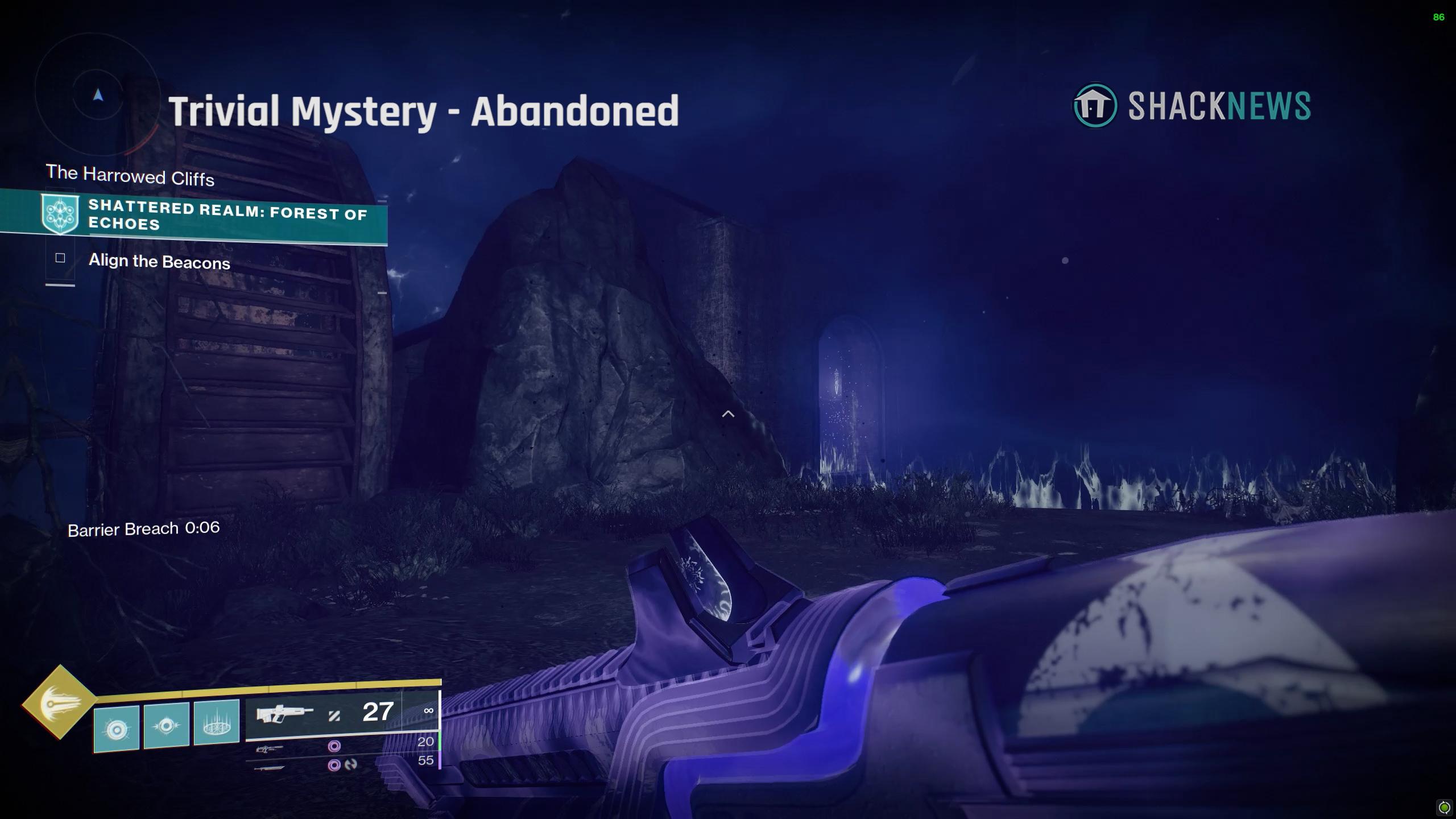 destiny 2 trivial mystery abandoned