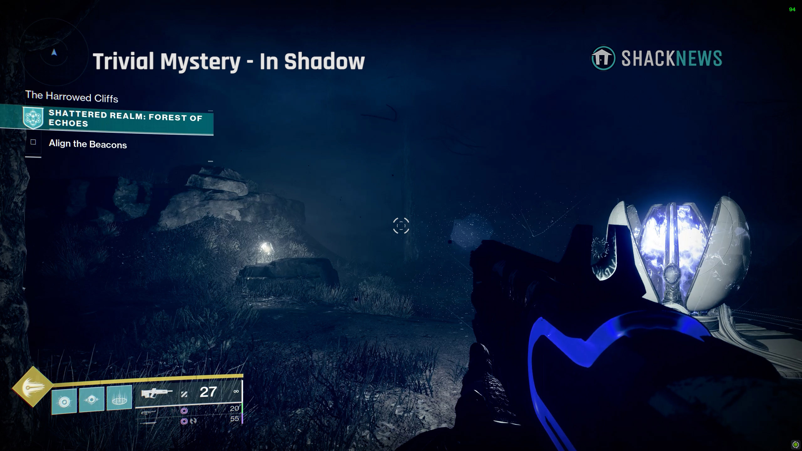 destiny 2 trivial mystery in shadow