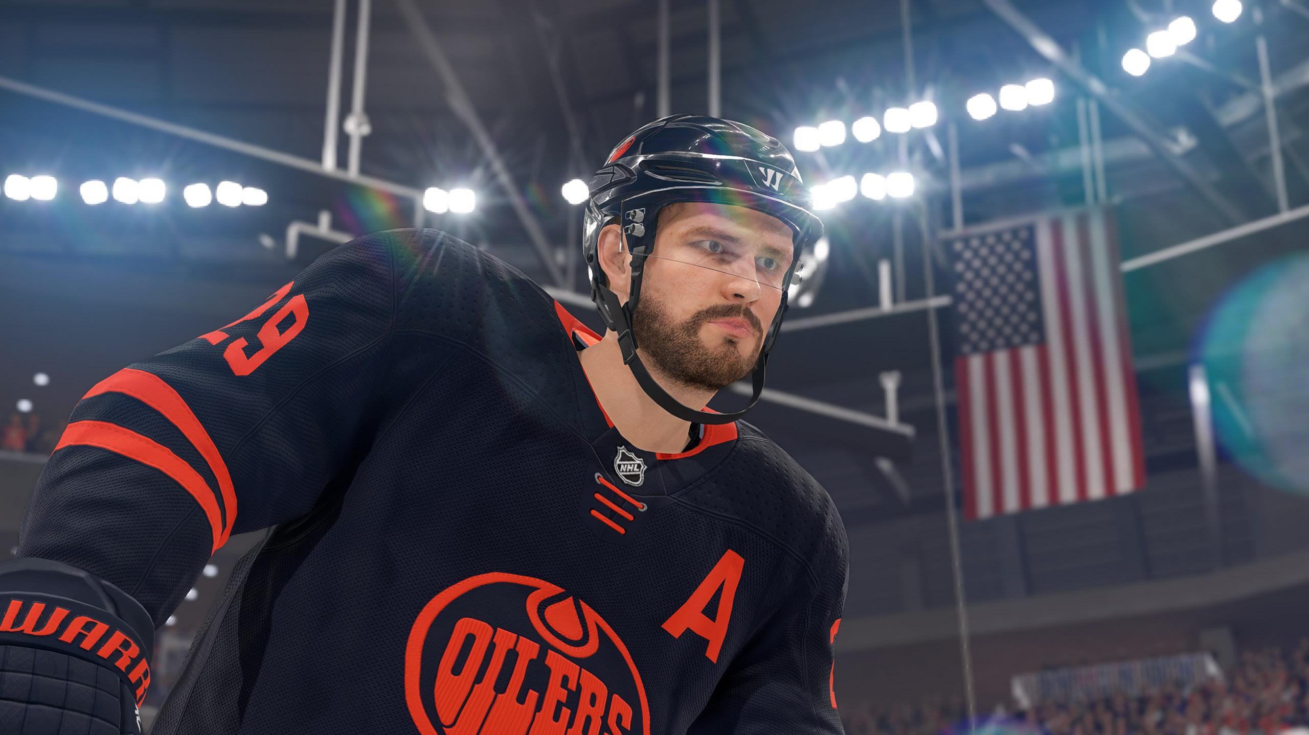 NHL 22 Release Date