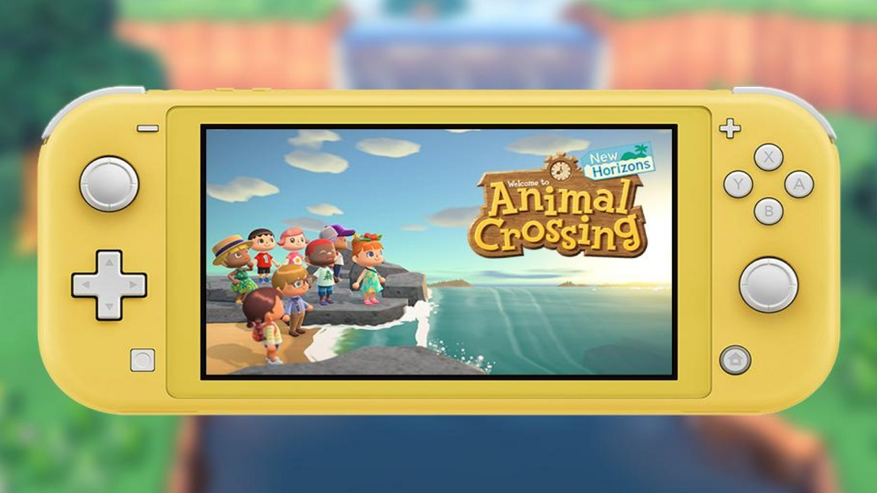 There's little doubt that Animal Crossing: New Horizons launching in Nintendo's Q1 2021 served to skyrocket sales of hardware like the Switch Lite.