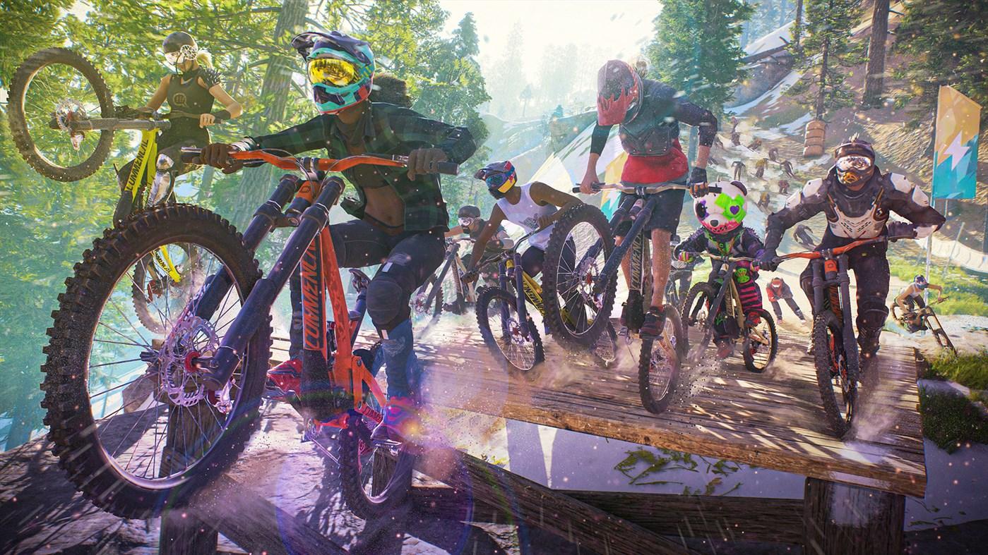 Riders Republic beta careers & modes