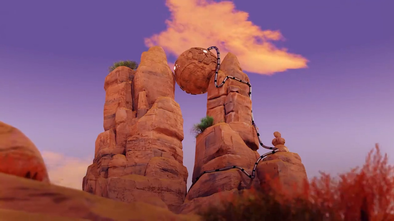 If this teaser for Deadeye Canyon is any indication, Rocket League Season 4 is looking quite like a trip to into the dry mountainous wastelands of the Wild West.