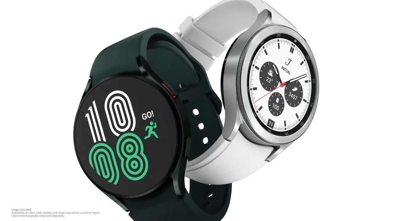 The Samsung Galaxy Watch4 Series comes in two variations (Bluetooth and LTE) and will be coming out on August 25.