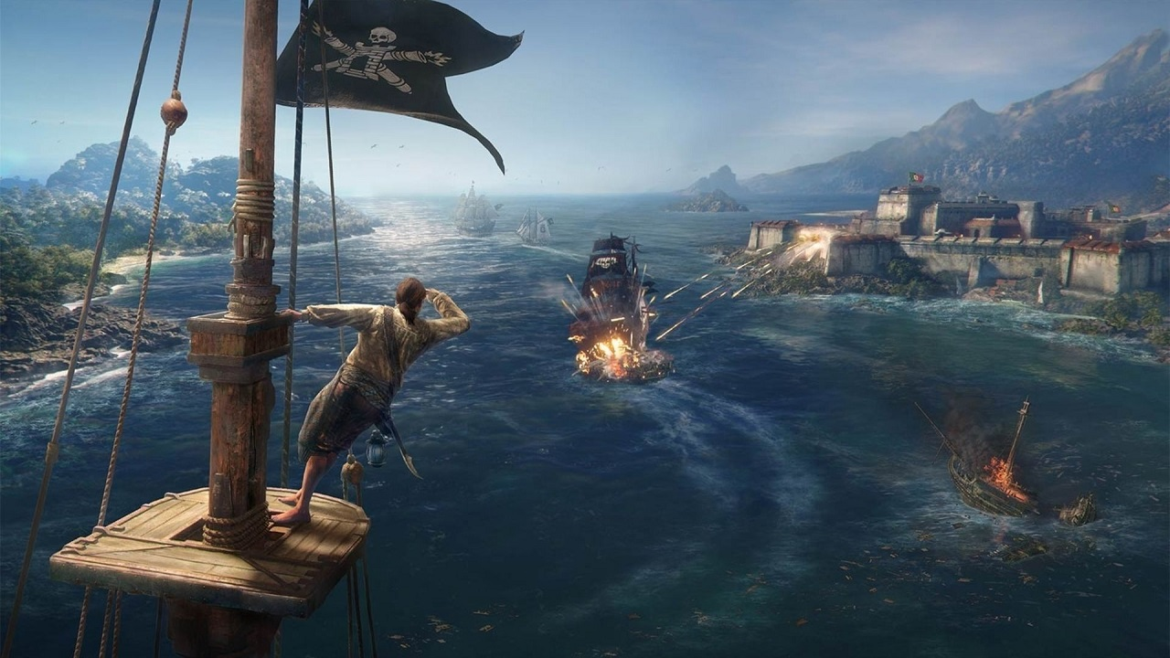 Ubisoft Singapore is the primary development house in charge of Skull & Bones, as well as having contributed heavily to Assassin's Creed games.