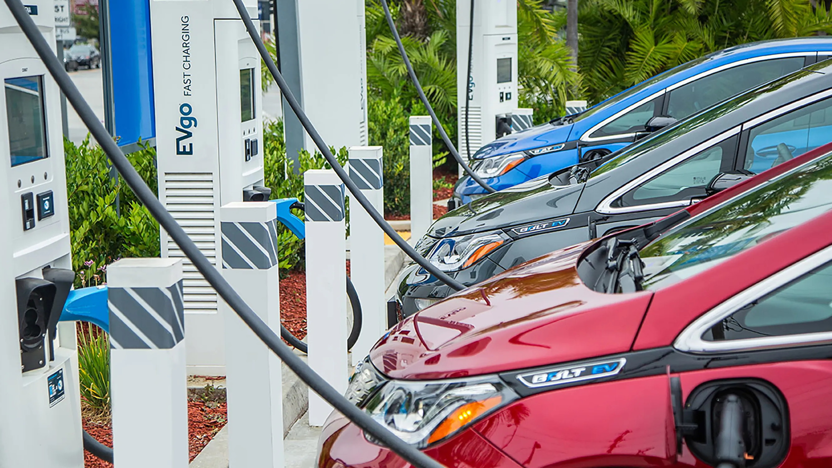 The White House is pushing for 50% of all cars sold by 2030 to be electric vehicles.