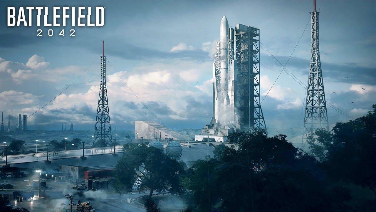 The Battlefield 2042 Open Beta will feature the Orbital map.