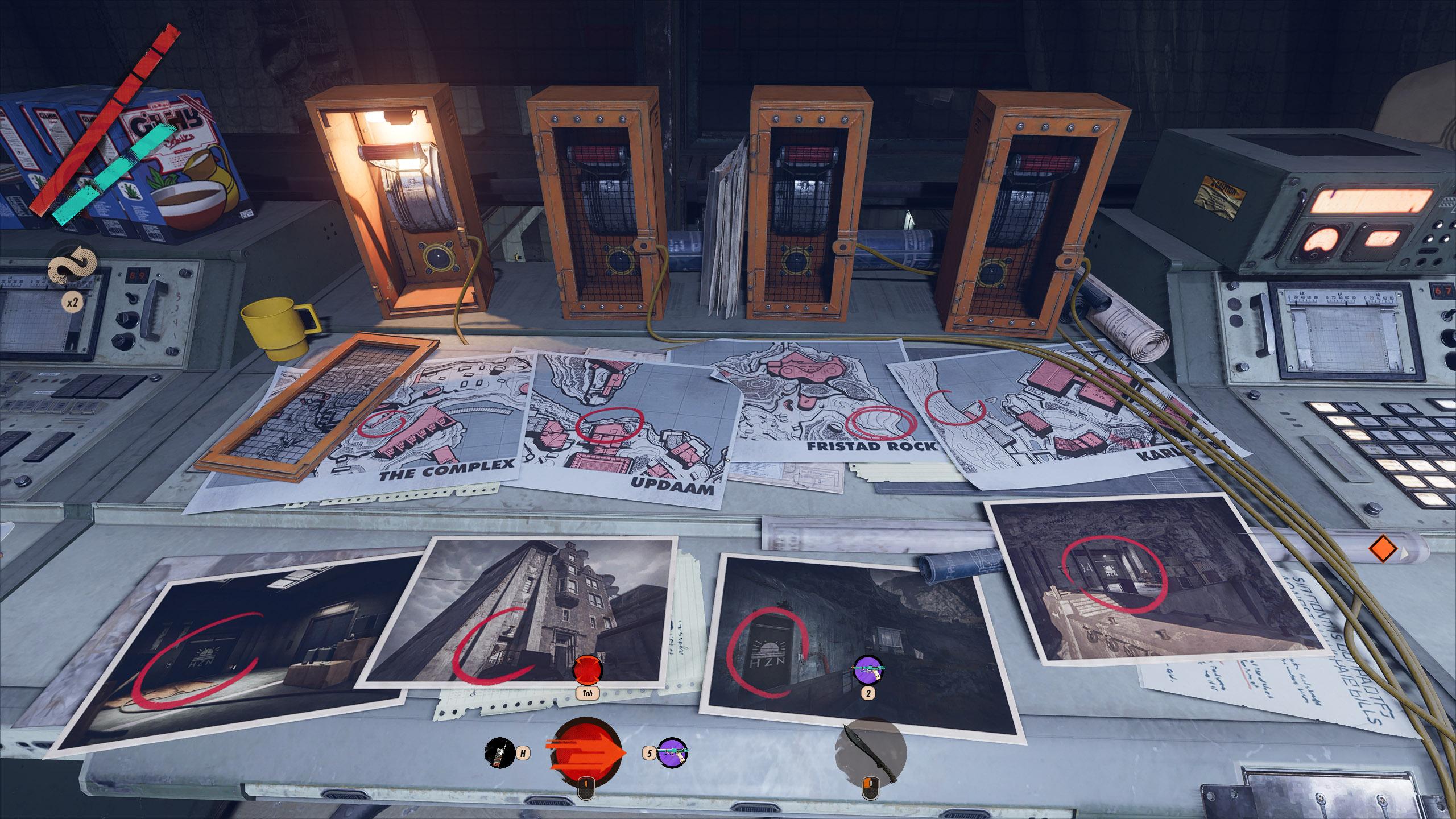 deathloop hzn doors