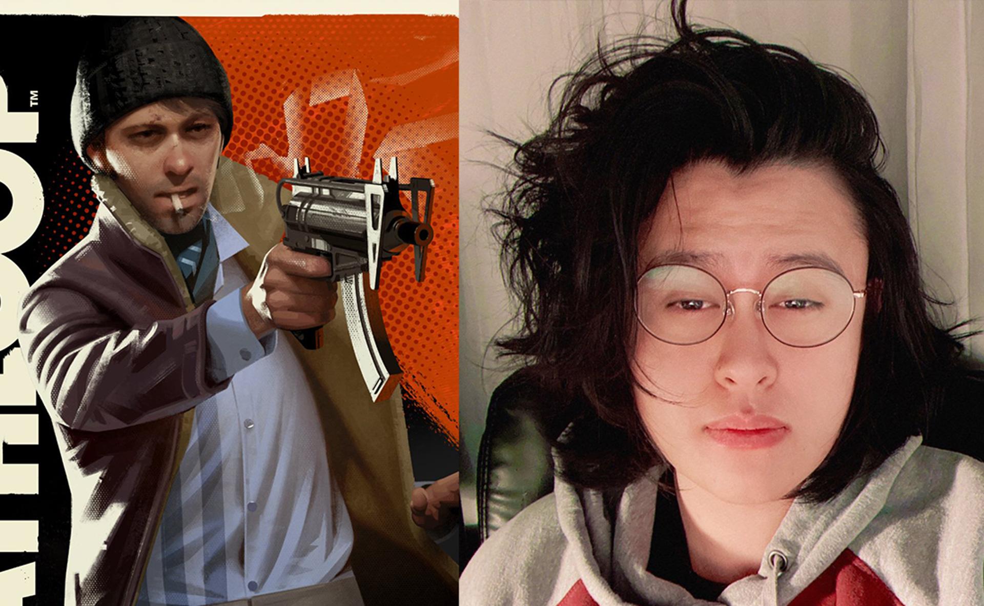 deathloop voice actor charlie montague Khoi Dao