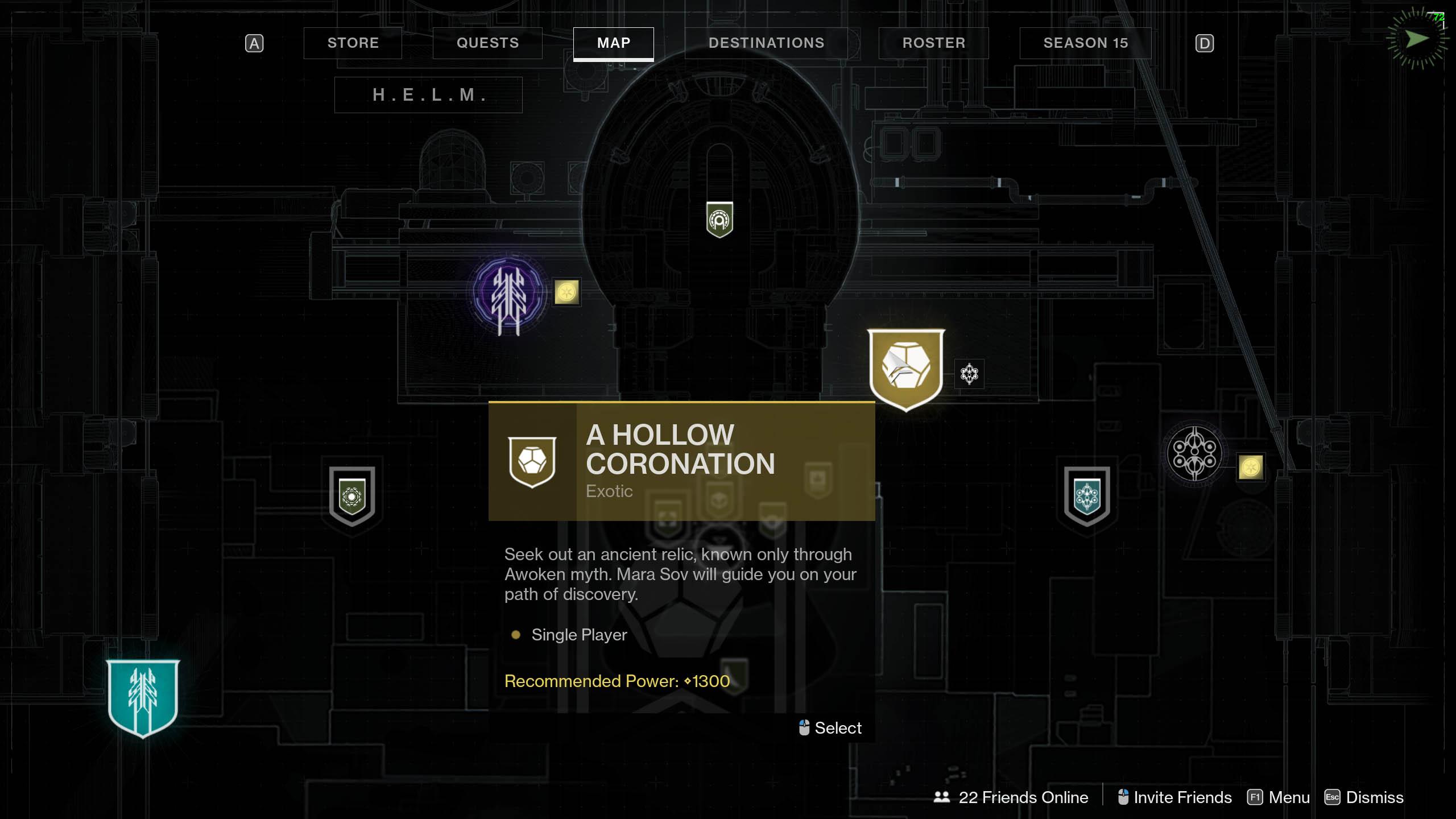 destiny 2 unlock agers scepter