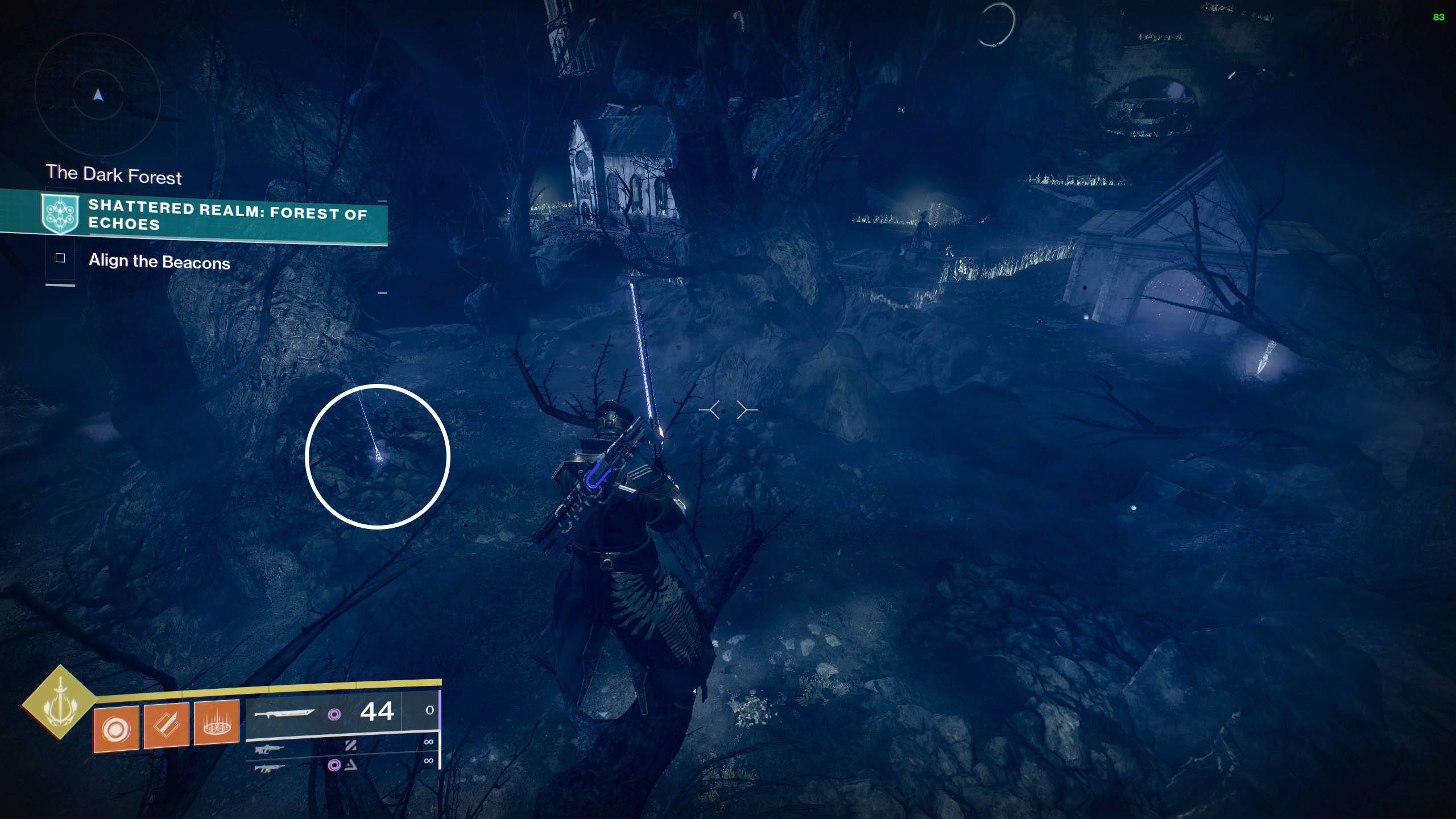 destiny 2 ascendant anchors forest of echoes