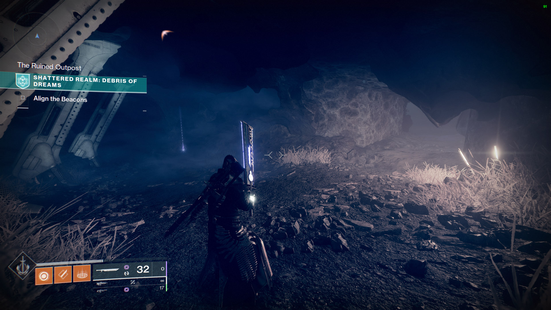 destiny 2 shattered realm ascendant anchors