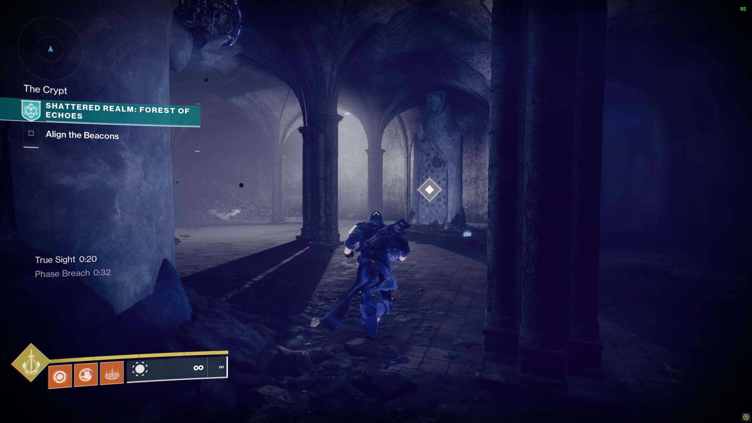 destiny 2 ascendant mystery the dark ritual