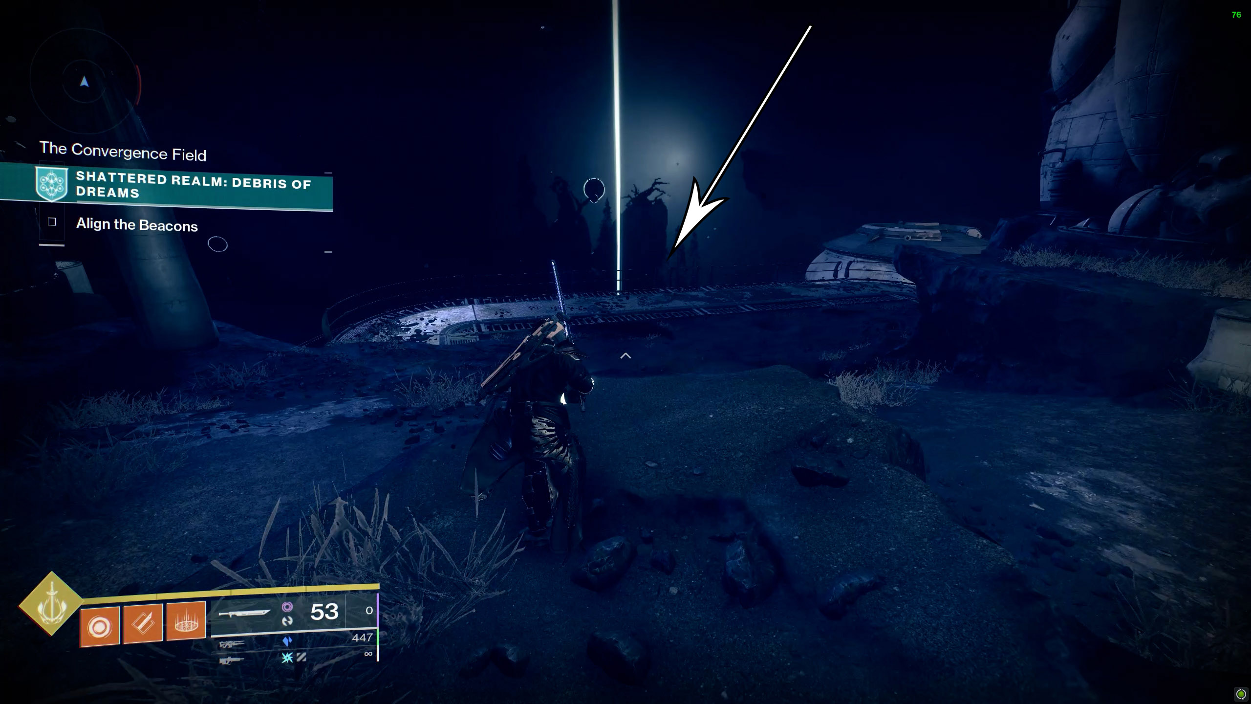 destiny 2 cache of data the conjuring