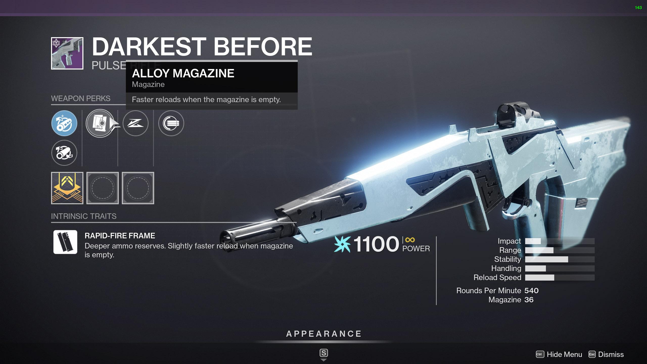 destiny 2 darkest before