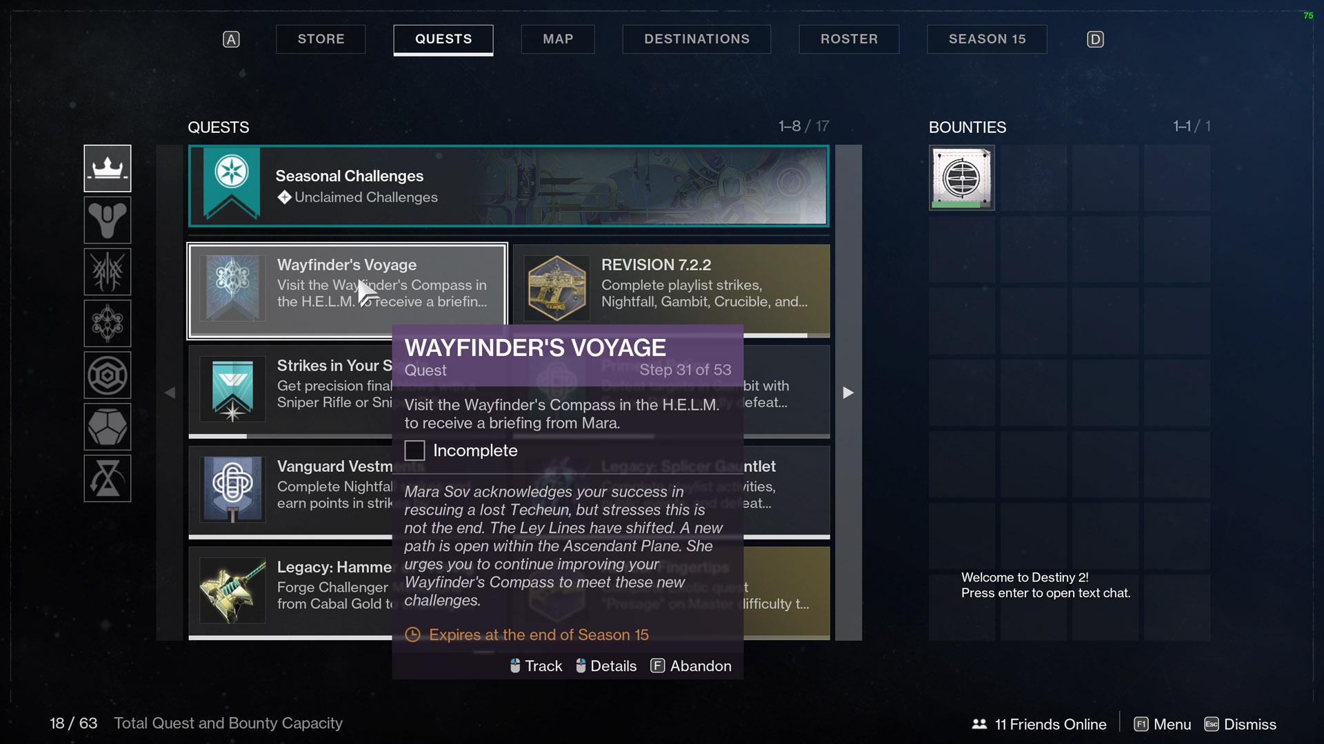 destiny 2 wayfinders voyage part 5
