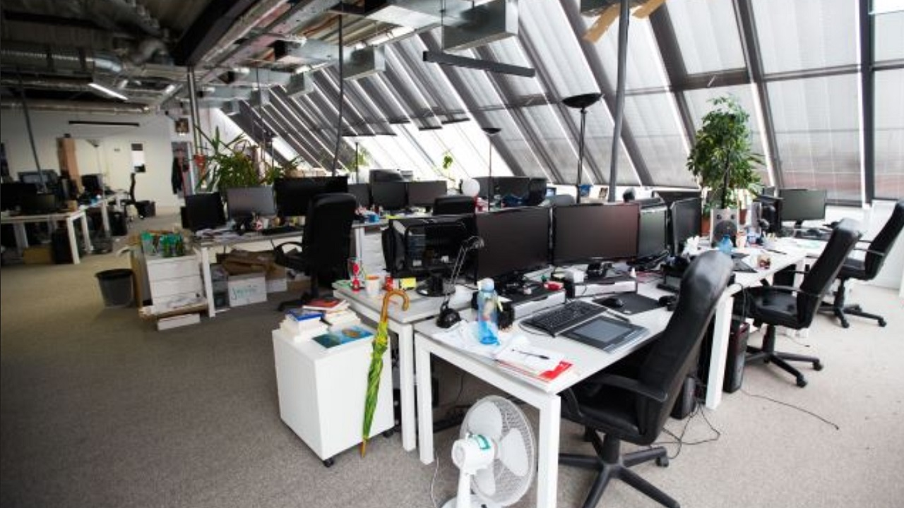 With employees now allowed flexible options to work at offices like that in Paris or from home, the developer/publisher hopes to improve its dedication to employee wellness and comfort.