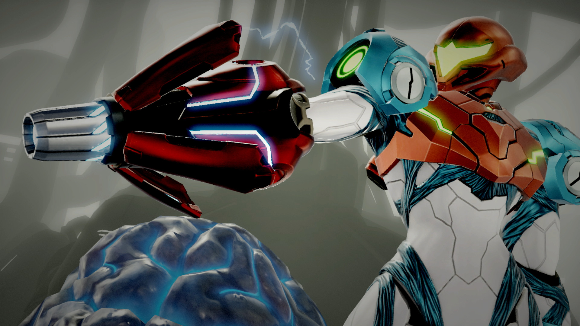 Samus Aran is back and ready to rumble.