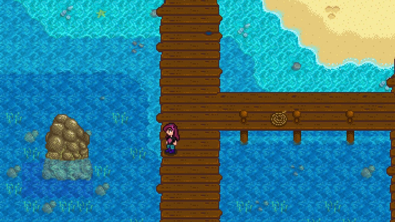 Stardew Valley Update 1.5 brought a beach farm layout, tons of fishing changes, and much more content. It will likely be one of the game's last big updates as Concerned Ape works on his next big game.