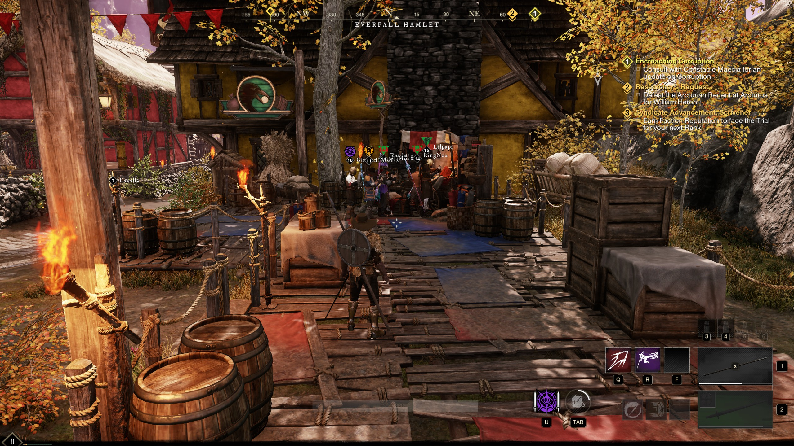 new world sell items trading post