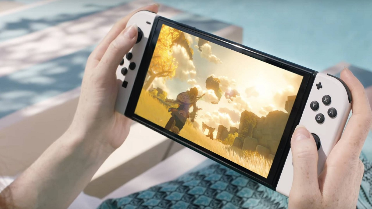 The Nintendo Switch Ver. 13.0.0 system update both brings long-awaited Bluetooth audio support to the console, but makes way for the launch of the OLED model.