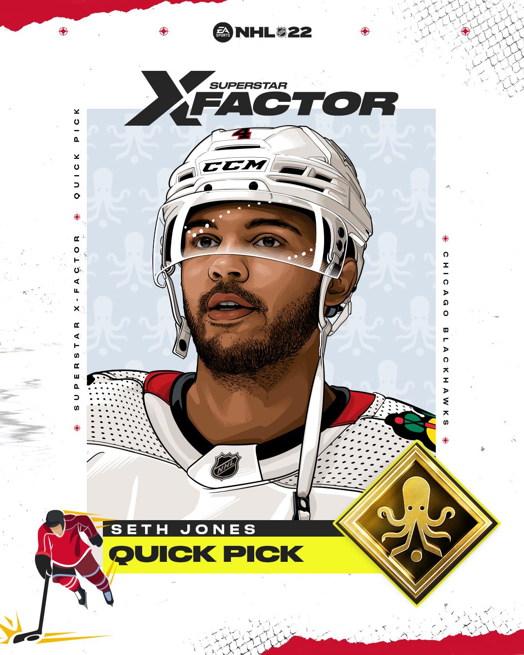 Superstar X-Factor Abilities NHL 22