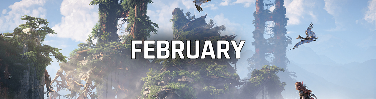 February 2022 video game releases